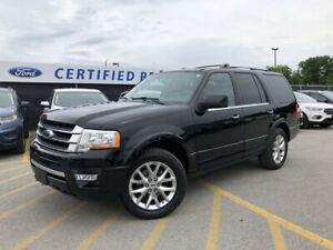 2016 Ford Expedition Limited SUNROOF SONY AUDIO BLUETOOTH NAV...