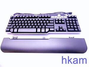 NEW Genuine Dell Sk 8135 USB Keyboard W/ PALM REST