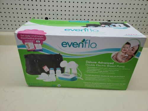 Evenflo Deluxe Advanced Double Electric Breast Pump-NEW