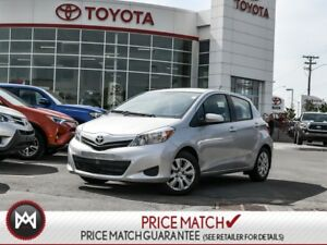 2014 Toyota Yaris LE, POWER GROUP, AUTO, BLUETOOTH WITH A FREE T