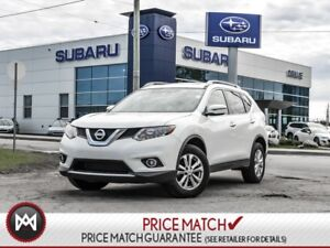 2016 Nissan Rogue SV WITH AWD SUNROOF BACKUP CAMERA