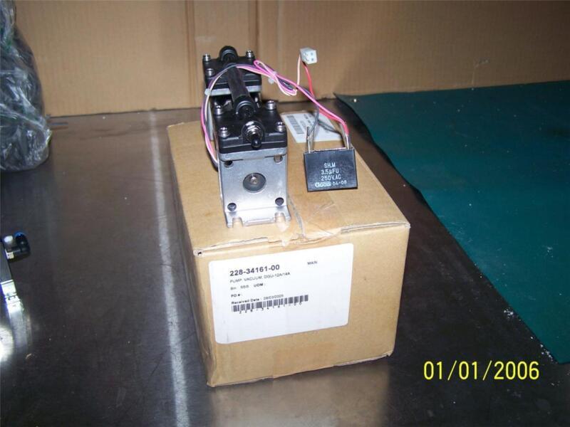 Iwaki Air Pump  APN-1001 ERC-4000 For Shimadzu DGU-12A/14A/12AM/14AM Degassers