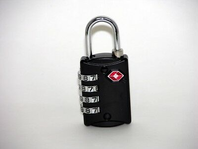 Pelican Tsa Lock - 1 TSA Traditional Hard Shackle 4 dial combination Lock fits your Pelican ™ case