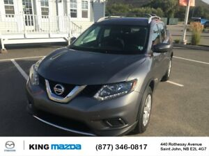2015 Nissan Rogue S ALL WHEEL DRIVE..NEW BRAKES..SAT. RADIO..BLU