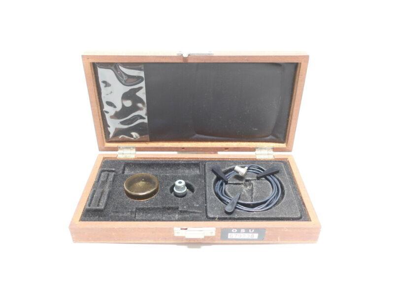 Bruel & Kjaer 4344 Accelerometer Vibration Sensor