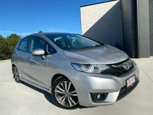 2014 Honda Jazz GF MY15 VTi-L Silver 1 Speed Constant Variable Hatchback Cooroy Noosa Area Preview