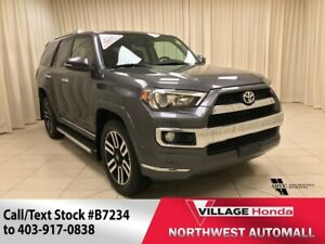 2015 Toyota 4Runner Limited Package Fully-Equipped Model