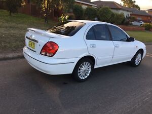 2004 Nissan Pulsar Q N16III Auto 6months Rego Liverpool Liverpool Area Preview