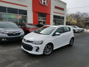 2017 Chevrolet Sonic LT RS REMAINING WARRANTY