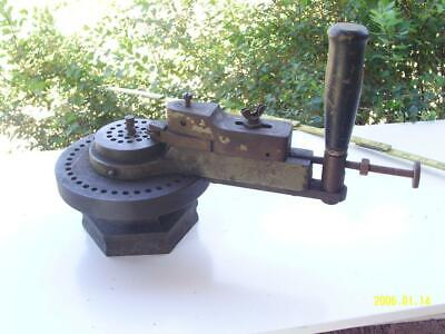 Diacro No 1 A Bender For Rod Wire And Bar