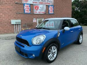 2012 MINI Cooper Countryman S/ALL4/CERTIFIED/WARRANTY INCLUDED