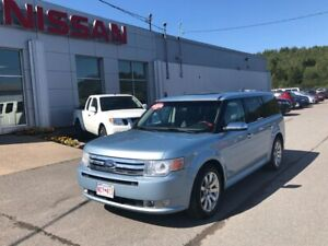 2009 Ford Flex Limited All Wheel Drive, Power Liftgate, Leather!
