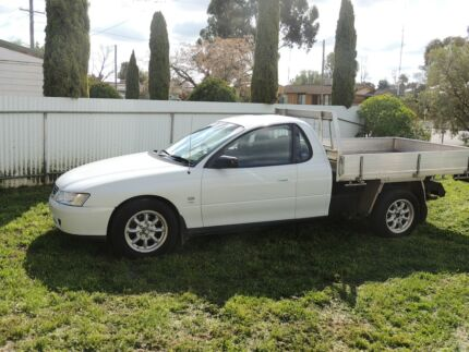 2003 Holden Commodore Ute West Wyalong Bland Area Preview