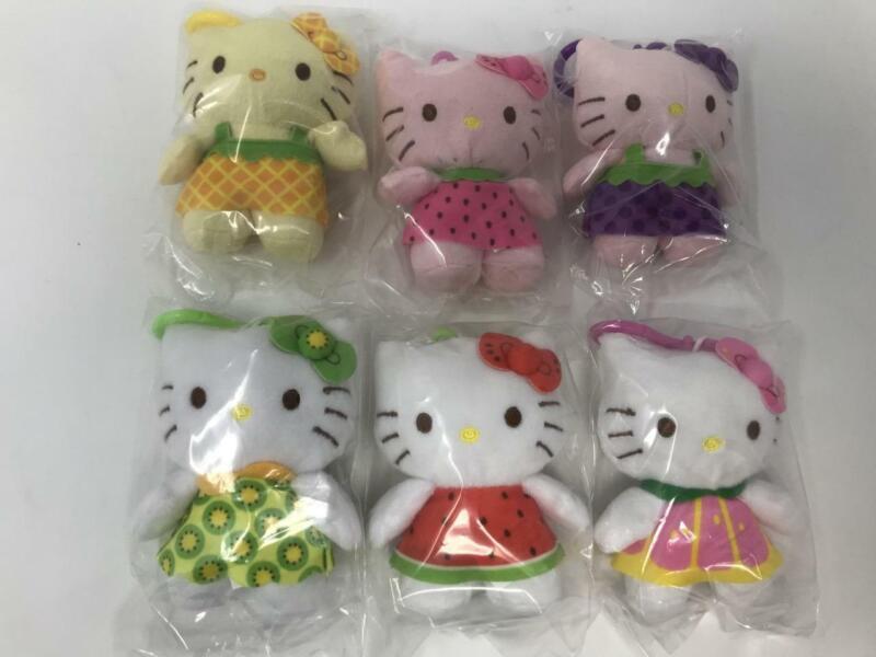 Bullsitoy Sanrio Hello Kitty Plush Danglers New YOU CHOOSE!!