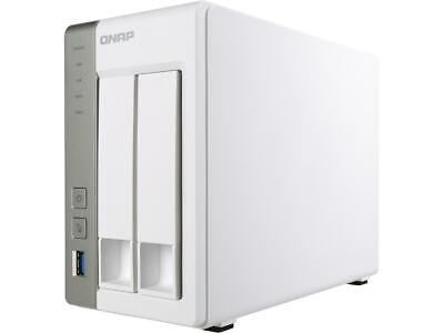 QNAP TS-231P-US 2-bay Personal Cloud NAS with DLNA, Mobile Apps and AirPlay Supp for sale  Richmond Hill