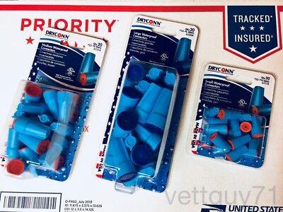 Dryconn Aqua Outdoor Waterproof Silicone Wire Connectors Smallmediumlarge Nut
