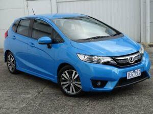2015 Honda Jazz GF MY16 VTi-L Blue 1 Speed Constant Variable Hatchback Bundoora Banyule Area Preview