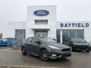 2018 Ford Focus SE SYNC|HEATED SEATS|KEYLESS ENTRY|ALL-WEATHE...