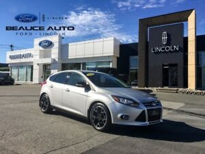 2014 Ford Focus SE PLUS / BLACK PACK / MANUEL / NAVIGATION