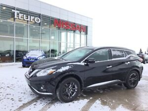 2015 Nissan Murano Platinum AWD with Winter Tires on Alloys JUST