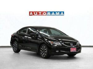 2014 Honda Civic TOURING NAVIGATION LEATHER SUNROOF BACKUP CAM