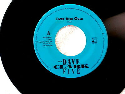Dave Clark Five Over And Over Near Mint You Got What It Takes Hollywood   Pop 45