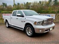 2016 RAM 1500 Laramie Diesel 4x4 LWB - Factory Air Suspension, 5th Wheel Package