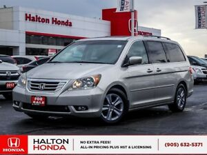 2009 Honda Odyssey TOURING|NO ACCIDENTS