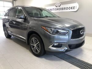 2017 Infiniti QX60 PREMIUM+NAVI+CAMERA 360* NEVER ACCIDENTED/FIR