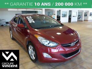 2012 Hyundai Elantra GLS **JANTE EN ALLIAGE**