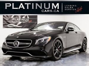 2015 Mercedes Benz S-Class S63 AMG 4MATIC COUPE