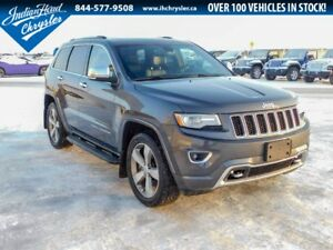 2014 Jeep Grand Cherokee Overland 4x4 | Leather | Diesel