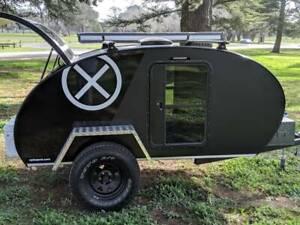 teardrop camper | Camper Trailers | Gumtree Australia Free