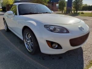 2010 Mazda MX-5 GT- MANUELLE 6 VITESSES- MAGS- CONVERTIBLE- CUIR
