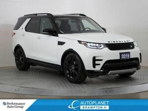 2019 Land Rover Discovery HSE TD6 4x4, Turbo, 7 Passenger Pkg, N