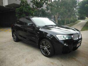 2014 BMW X4 F26 35I Black Selespeed Wagon