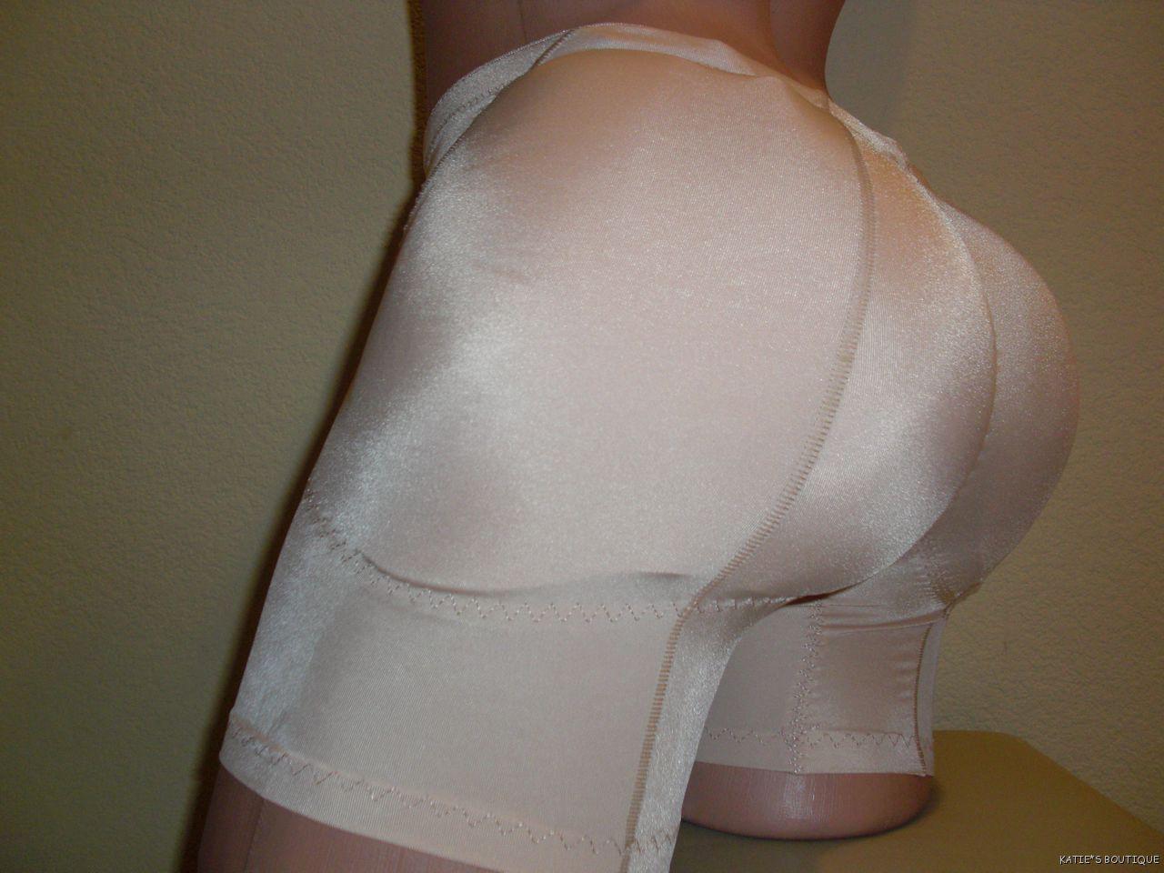d3e51077b1 Butt and Hip Enhancer BOOTY PADDED Panty Underwear Boyshorts CROSSDRESSER  S2XL