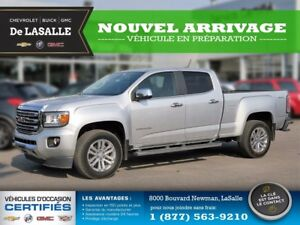 2015 GMC Canyon SLT One Owner, Cualty free, Like New..!