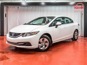2013 Honda Civic Sdn LX**BLUETOOTH**AUTOMATIQUE**