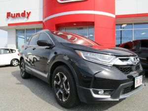 2017 Honda CR-V Touring Save tons from new!