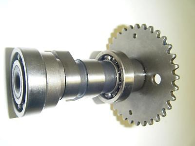 08 TAIZHOU CHUANL LONGBO LB150 ADVENTURE ENGINE CYLINDER HEAD CAM SHAFT CAMSHAFT