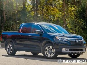 2018 Honda Ridgeline Touring - NO ACCIDENTS|TONNEAU COVER|SNOW T