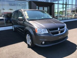 2017 Dodge Grand Caravan CUIR ECRAN TACTILE CREW+