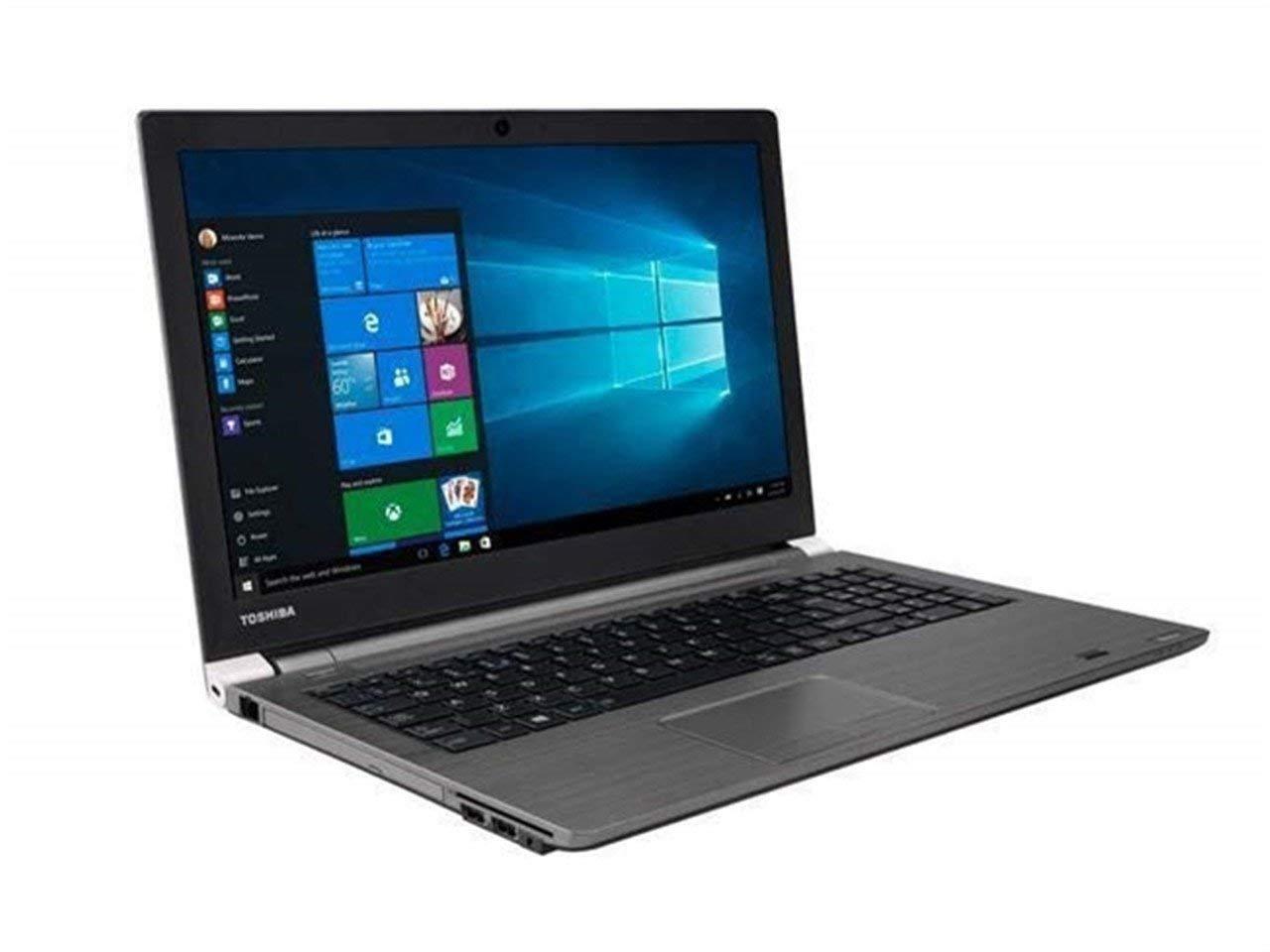 """Toshiba 15.6"""" HD Laptop Intel i7-8550U 8GB, 1TB SSD, WiFi, Windows 10 Pro"""