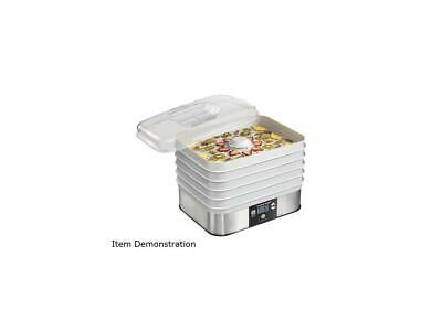 Hamilton Beach Digital 5-Shelf Food Dehydrator