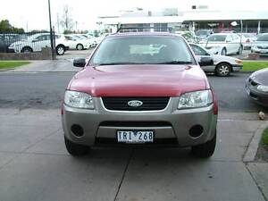 2005 Ford Territory Wagon Coburg North Moreland Area Preview