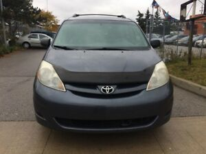 2008 Toyota Sienna SAFETY+3YEARS WARRANTY INCLUDED,$4988