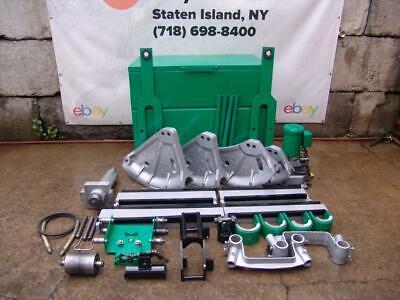 Greenlee 881 2 12 To 4 Inch Emt Imc Rigid Conduit Pipe Bender Bending Table