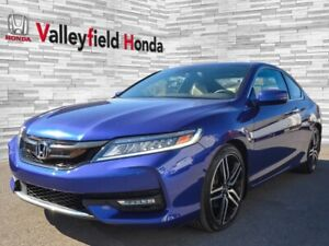 2017 Honda Accord Coupe TOURING COUPE GPS CUIR TOIT A/C