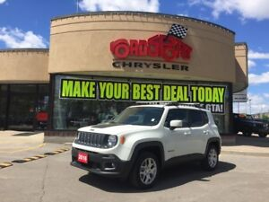 2016 Jeep Renegade NORTH 4X4 4DR